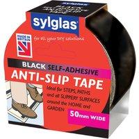 Sylglas Anti SlipTape Black 50mm 18m