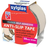 Sylglas Anti SlipTape Clear 50mm 18m