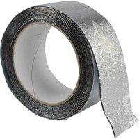 Sylglas Aluminium Tape Silver 100mm 4m