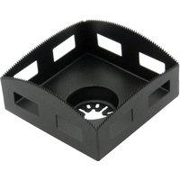 Smart Trade 75mm Electrical Single Back Box Multitool Oscillating Cutter