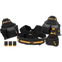 Toughbuilt 5 Piece Pro Contractor Tool Belt Set