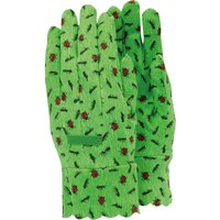 Town & Country Original Aquasure Cotton Ladies Gloves One Size