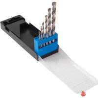 CK 6 Piece HSS Drill Bit Set