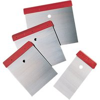 CK 4 Piece Flexible Steel Scraper Set
