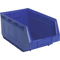 Sealey Plastic Storage Bin 209 x 356 x 164mm Blue Pack of 20
