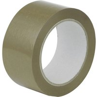 Sirius Parcel Packing Tape Brown 75mm 66m