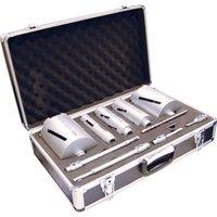 Sirius Premium Dry Diamond Core Drill Set 11 Piece