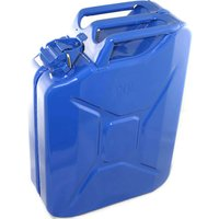 Sirius Metal Jerry Can 20l Blue