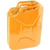 Sirius Metal Jerry Can 20l Orange