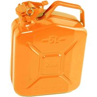 Sirius Metal Jerry Can 5l Orange