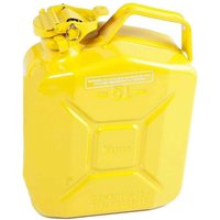 Sirius Metal Jerry Can 5l Yellow