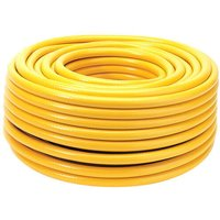 "Sirius Heavy Duty Garden Hose Pipe 1/2"" / 12.5mm 30m Yellow"