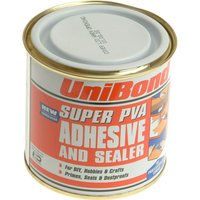 Unibond Super Pva Adhesive Sealer Primer 250ml