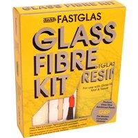 UPO Fastglas Resin and Glass Fibre Kit L