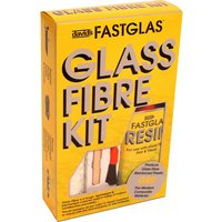 UPO Fastglas Resin and Glass Fibre Kit S