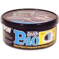 UPO P40 Glass Fibre Repair Paste 250ml