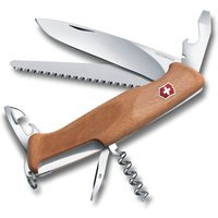 Victorinox Rangerwood 55 Swiss Army Knife Walnut