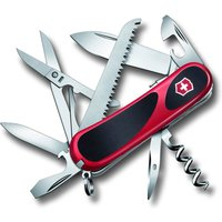 Victorinox Evolution S17 Swiss Army Knife Red / Black