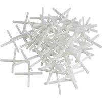 Vitrex Long Leg Tile Spacers 2mm Pack of 250