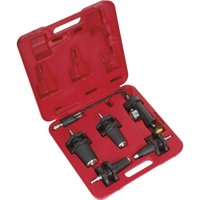 Sealey 5 Piece Cooling System Pressure Tester Set