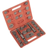 Sealey 30 Piece Brake Wind Back Tool Kit