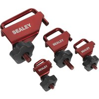 Sealey 4 Piece Hose Pinch Tool Set