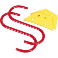 Sealey Brake Calliper Support Hook Set
