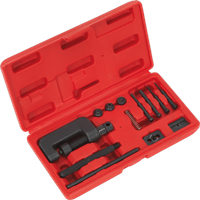 Sealey Motorcycle Chain Breaker & Riveting Tool Kit