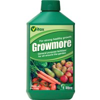 Vitax Growmore Garden Fertiliser 1l