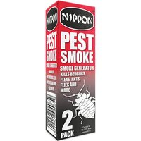 Vitax Nippon Insect Killing Pest Smoke Generators Pack of 2