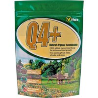 Vitax Q4+ Pre Planting Plant, Shrub & Tree Fertilizer 0.9kg