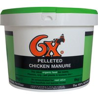Vitax 6X Pelleted Poultry Manure 8kg