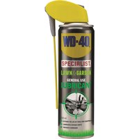 WD40 Lawn & Garden General Use Lubricant 250ml
