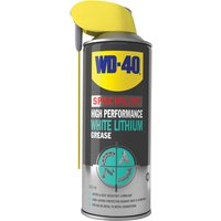 WD40 Specialist White Grease Aerosol Spray 400ml