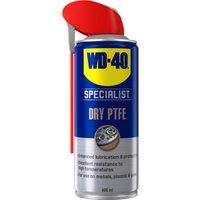 WD40 Specialist Dry PTFE Lubricant Aerosol Spray 400ml