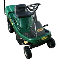 Webb WE12530 Petrol Ride On Lawnmower 77cm