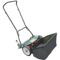 Webb WEH18 Push Hand Cylinder Lawnmower 450mm