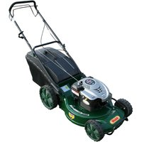 Webb WER19A Self Propelled Petrol 3 in 1 Rotary Lawnmower 480mm