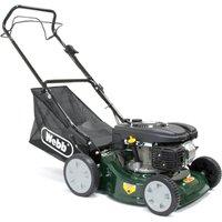 Webb WER41SP Self Propelled Petrol Rotary Lawnmower 400mm