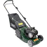 Webb WERR17P Push Petrol Rotary Lawnmower 425mm