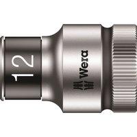 Wera Zyklop 1/2 Drive Lock on Hexagon Socket Metric 1/2 12mm