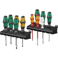 Wera 12 Piece Kraftform Plus Screwdriver Set