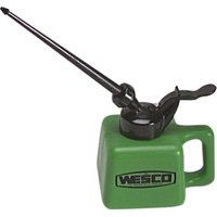 Wesco Polythene Oil Can and Nylon Spout 350ml