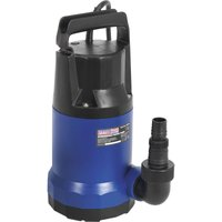 Sealey WPC250 Submersible Clean Water Pump 240v