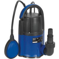 Sealey WPL117A Low Level Submersible Clean Water Pump 240v