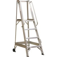 Sealey Warehouse Step Ladder 5