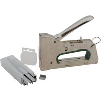 Rapid R34 Professional Heavy Duty Hand Tacker & Free Staples