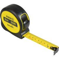 Hultafors A1-Plus Hi Vis Tape Measure Imperial & Metric 26ft / 8m 25mm