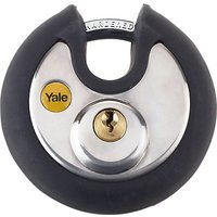 Yale High Security Disc Padlock 70mm Standard
