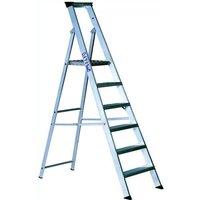 Youngman INDUSTRIAL Aluminium Platform Step Ladder 4